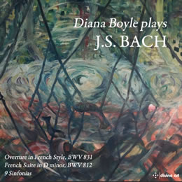 Diana Boyle plays J. S. Bach